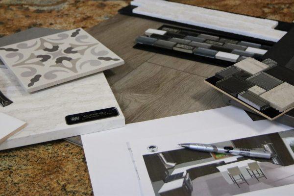 French Creek Designs Kitchen & Bath Design Center Material Selection