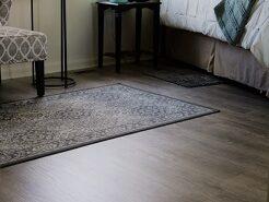 Luxury Vinyl Tile Bedroom