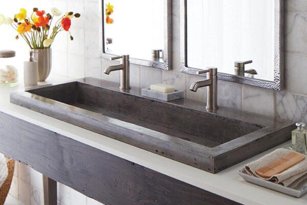 Trough-4819-Concrete-Bathroom-Sink-Ash-NSL4819-A