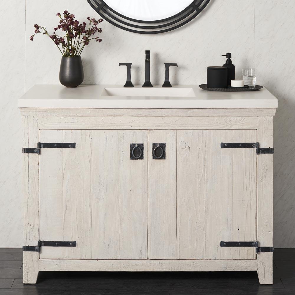 Americana Furniture Vanity