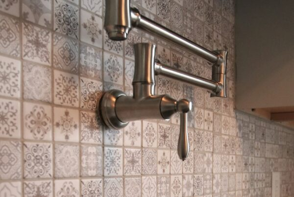 Encaustic Wall Tile