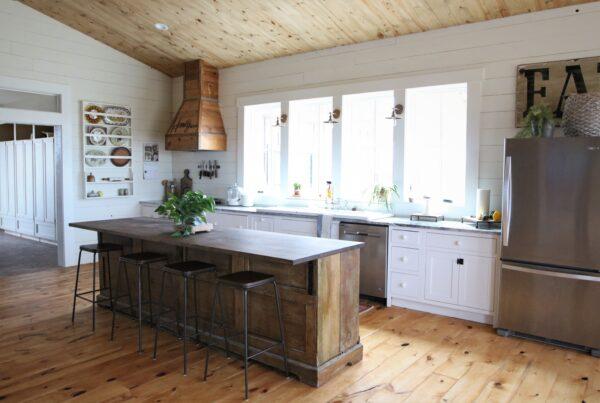Showcase Farmhouse Kitchen