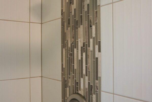 Waterfall Tile Design