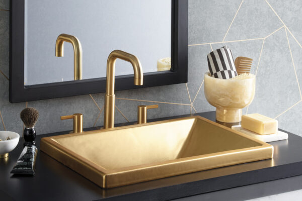 Amara-Fireclay-Bathroom-Sink-Matte-Gold-PML2014-G-drop-in