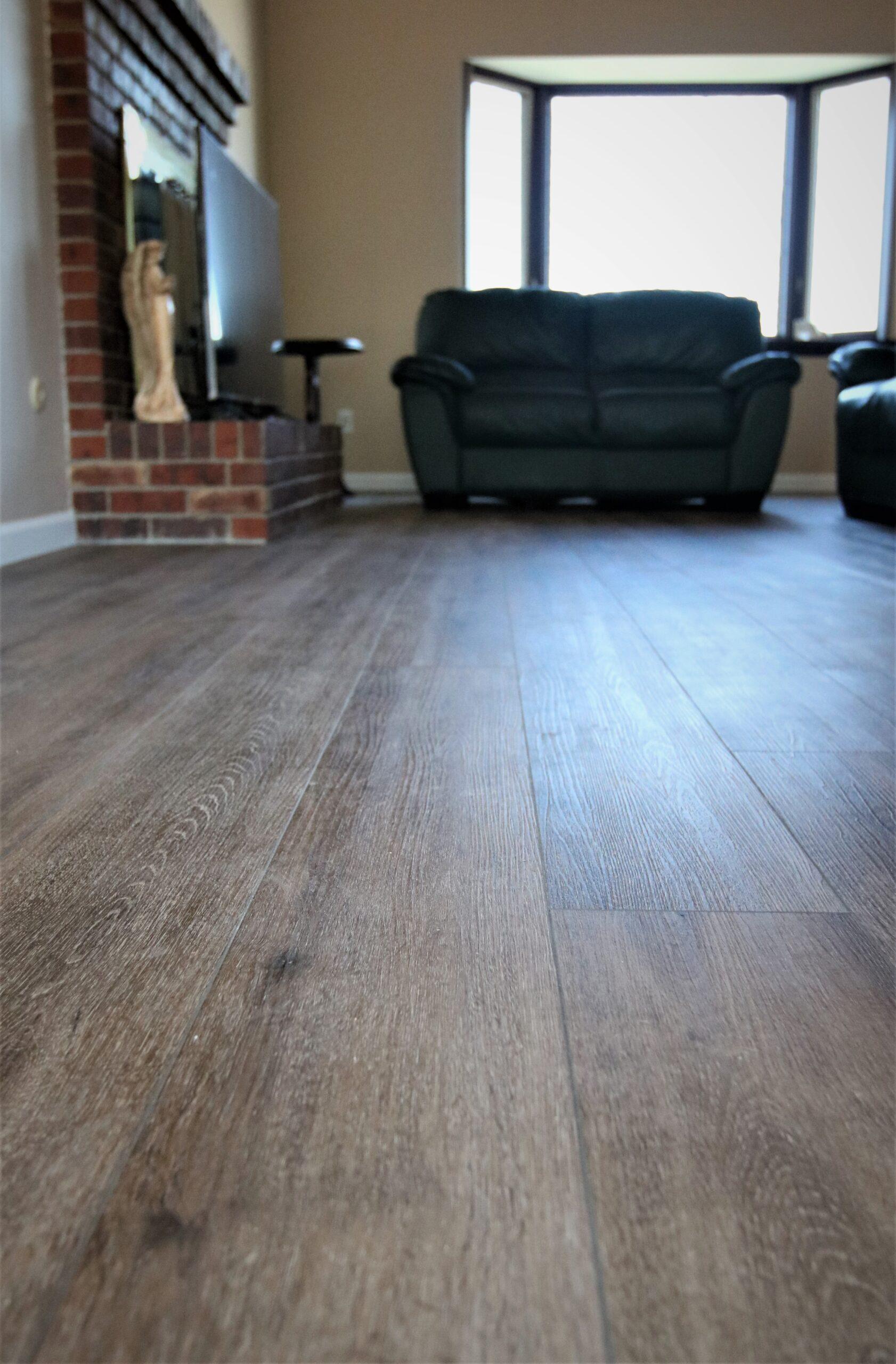 Andover Hatfield LVT Flooring
